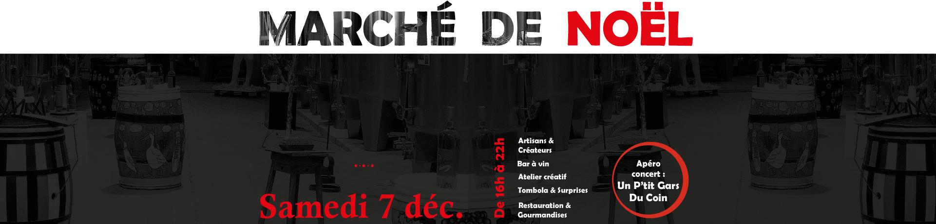 Marche de noel Chateau St-Sernin 2019