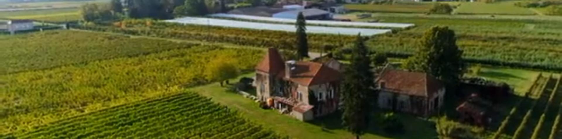 Emission O Sud cahors au Château Saint-Sernin